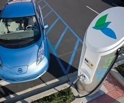 Two-way street: electric cars of the future could give power back to the grid | leapmind | Scoop.it