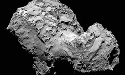 Philae comet could be home to alien life, say top scientists | Physics as we know it. | Scoop.it