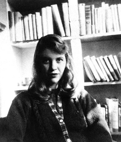 On 50th Anniversary of Sylvia Plath's Death, Hear Her Read 'Lady Lazarus' | Sylvia Plath | Scoop.it