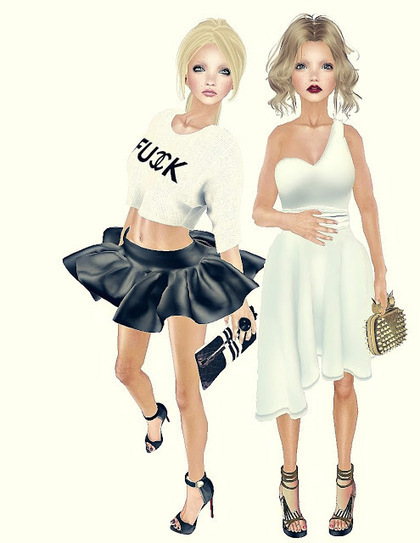 Dancing in the square .....: 612. Are You Looking At Me ? | second life | Scoop.it