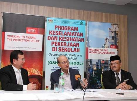 DuPont NIOSH collaborate to promote OSH in School program | DuPont ASEAN | Scoop.it