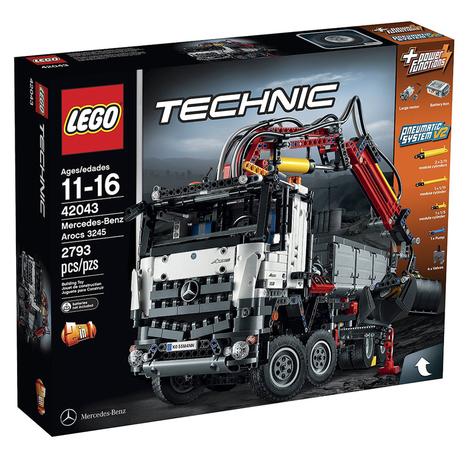 LEGO Technic MB Arocs 3245 | Heron | Scoop.it