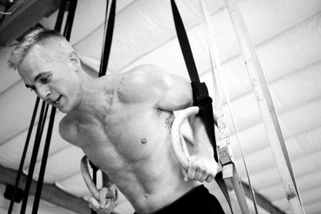 4 Post-CrossFit Yoga Poses for Ring Dips - Tabata Times | CrossFit Planet | Scoop.it
