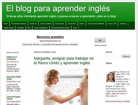 El blog para aprender inglés | Learning english | Scoop.it