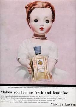 'June Theme: Perfume Ad' Photo Contest Entries | Fashion Dolls | Scoop.it