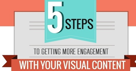 5 Steps to Getting More Engagement With Your Visual Content | Quick Innovations | Website Design | Scoop.it