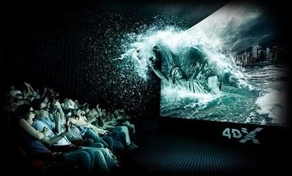 Mi fán terem a 4DX mozi? | Screen Freak | Scoop.it