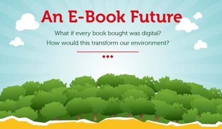 eBooks and The Environment: A Greener Reading Experience | Pobre Gutenberg | Scoop.it