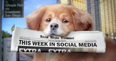 Facebook Live Rolls Out Audience Targeting: This Week in Social Media : Social Media Examiner | Social Influence Marketing | Scoop.it