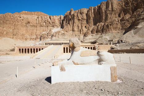 Abren al público tres nuevas tumbas en Egipto | Egiptología | Scoop.it
