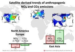 Good and bad news for our atmosphere | GeoTechnologist | Scoop.it