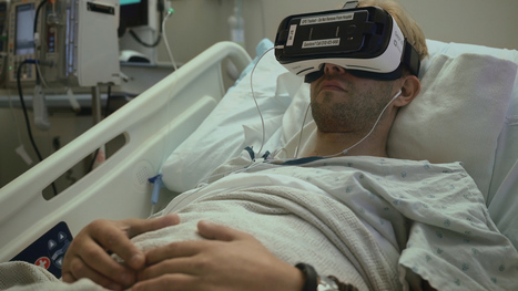 Hospitals Try Giving Patients a Dose of VR | Avatar behaviour and health | Scoop.it