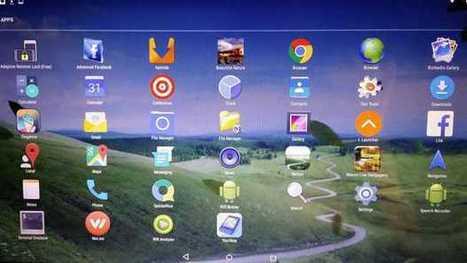 AndEX : Installer android Lollipop à la place de Windows ça te dit ?   Time to Learn   Scoop.it