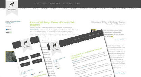 Five top tips for building responsive WordPress sites | Feature | .net magazine | Coding (HTML5, CSS3, Javascript, jQuery ...) | Scoop.it