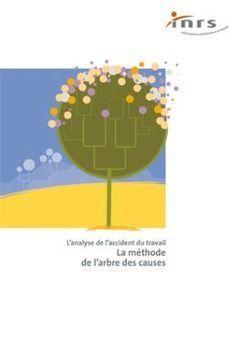 INRS - La méthode de l'arbre des causes | Santé, Sécurité au Travail | Scoop.it