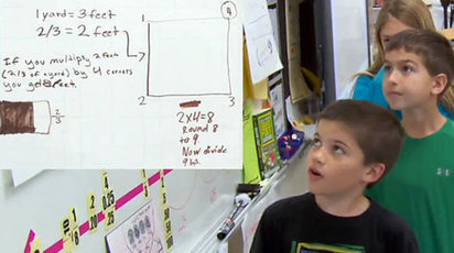 Multiplying Whole Numbers & Fractions | Making math meaningful! | Scoop.it