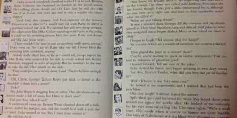 Here's A Hilarious Way To Read A Book If You're Used To Looking At Twitter All Of The Time | Twitter 3F: Family Friends Fun | Scoop.it