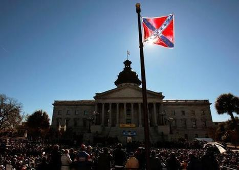 Why South Carolina's Confederate Flag Is Still Flying at Full Staff | Upsetment | Scoop.it