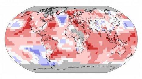 L'année 2014 est la plus chaude jamais enregistrée sur la planète - FRANCE 24   Sciences de la Terre.   Scoop.it