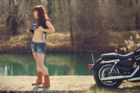 Rock 'n' Vintage : Flash Blesst Photography | Classic and Custom Motorcycles | Scoop.it