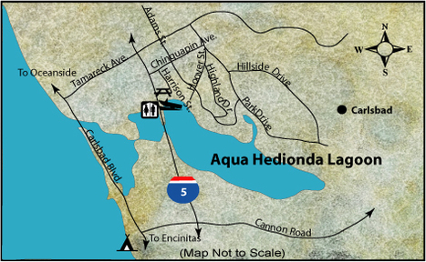 Agua Hedionda Lagoon in Carlsbad | Carlsbad Homes For Sale | Scoop.it