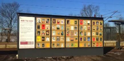 E-bøker til pendlere i Danmark – biblioteket er hvor du står og venter på toget! | Skolebibliotek | Scoop.it