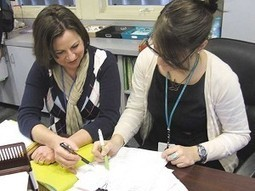 Collaborative learning a key at Christ the King - Catholic Sentinel - Portland, OR | Teacher performance | Scoop.it