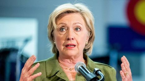 Clinton doubles down on claim the FBI determined her remarks on email scandal were 'truthful'   Fox News   Xposing Government Corruption in all it's forms   Scoop.it