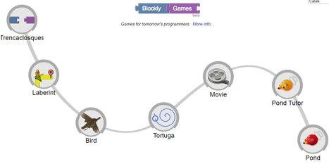 Blockly Games | TicTecBot | Scoop.it