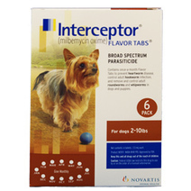 Interceptor for Dogs : Buy Interceptor for Dogs Online at lowest Price in US | CanadaPetCare.com | Pet Supplies | Scoop.it
