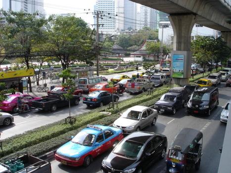 Thaïlande : Les exportations automobiles atteignent un niveau record jamais vu depuis 25 ans   L'Exportation   Scoop.it