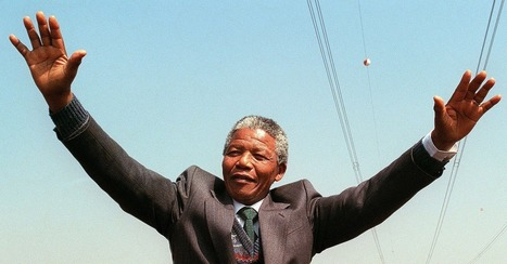 11 Inspiring Moments to Remember Nelson Mandela | NIC: Network, Information, and Computer | Scoop.it