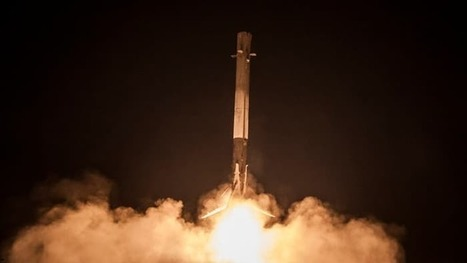 SpaceX Falcon rockets get payload capacity boost | New Space | Scoop.it