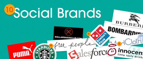 10 Brands That Are Innovating On Social Media Sites – Guest Post   ecommerce and social media best practices   Scoop.it