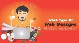 What Type Of Website Designs Should You Actually Deliver | Android Mobile Phones | Scoop.it