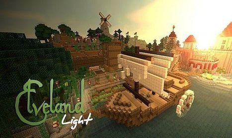 Elveland Light Texture Pack 1.6.2 | Minecraft 1.6.2 Texture Packs | Scoop.it