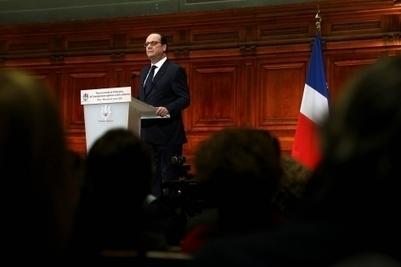 Vœux de François Hollande au monde éducatif | DocPresseESJ | Scoop.it