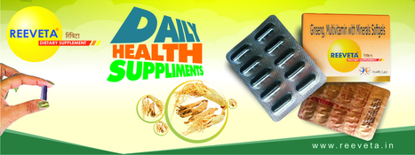 Vitamins and Minerals –an essential constituent of balanced die | Daily Vitamin & Health Supplement | Scoop.it