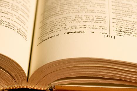 20 Diccionarios online que deberías conocer | Addicted to languages | Scoop.it