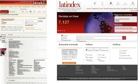 LATINDEX se lava la cara | science de l'info | Scoop.it