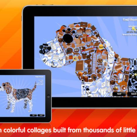 76 iPad apps for kids | The iPad at School | Scoop.it