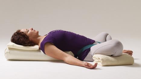 Yoga Postures for Fatigue Relief | yoga | Scoop.it
