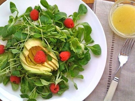 How yummy is your salad? | The Alkaline Sisters | The Basic Life | Scoop.it