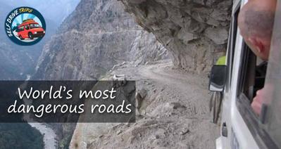 World's most dangerous roads | Self Drive Trips | Scoop.it
