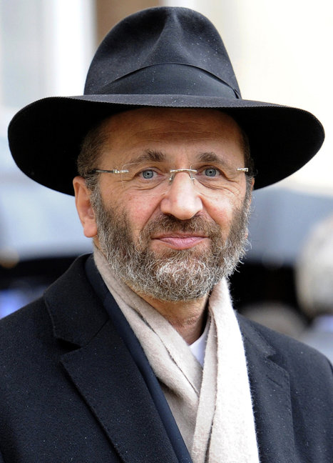 France's Chief Rabbi Declines to Resign Over Plagiarism | Plagiarism | Scoop.it
