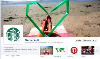 Les cas du web: Starbucks : les ingrédients d'une grande Success Story ! | Social Media | Scoop.it