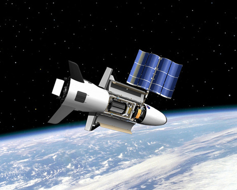 Secretive X-37B US Space Plane Could Evolve to Carry Astronauts | Space matters | Scoop.it