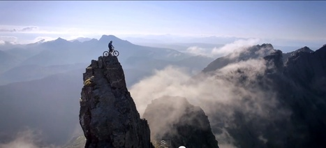 "Video: Danny MacAskill Rides ""The Ridge"" 