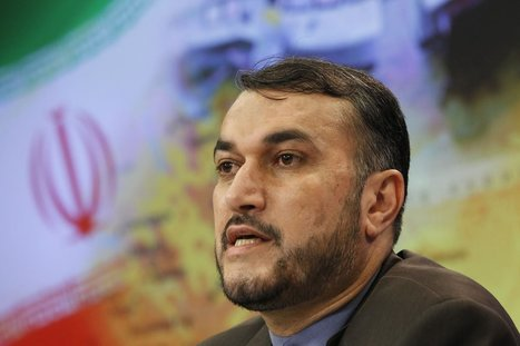Iranian initiative to solve the Syrian issue | Middle East - Key Themes | Scoop.it