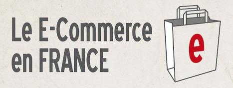 [Infographie] E-Commerce : les chiffres clés et les tendances en France, croissance de 22% | Actu et stratégie e-commerce | Scoop.it